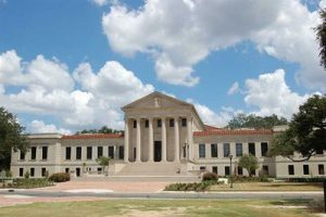 Photo of Louisiana State University