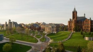 Photo of Syracuse University