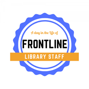 A Day in the Life of Frontline Library Staff: A Mini-Conference @ Southwestern Virginia Higher Education Center
